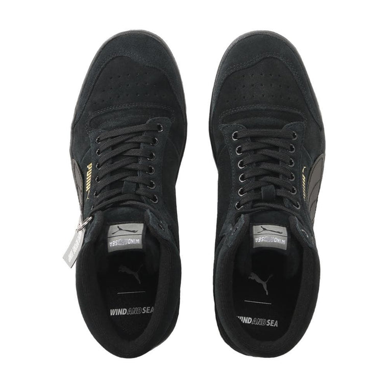 PUMA RALPH SAMP LO × WIND SEA-BLACK