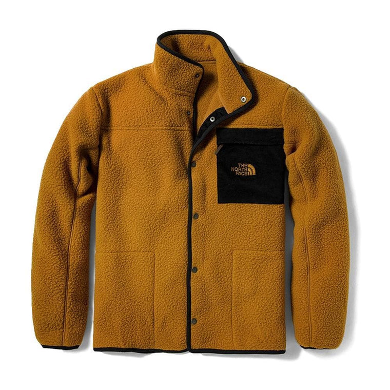 THE NORTH FACE SHERPA JACKET-TAN