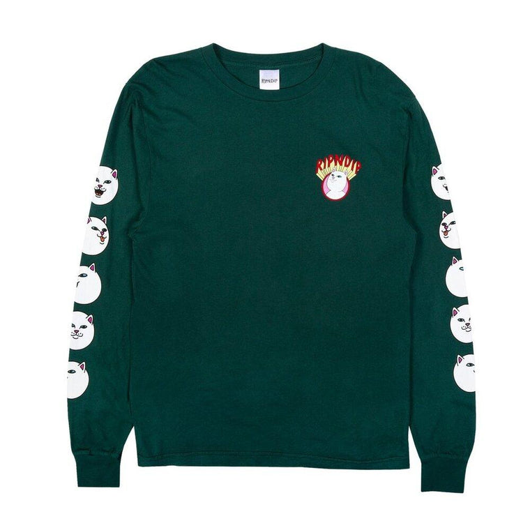 RipNDip SPIRITED AWAY LS -GREEN