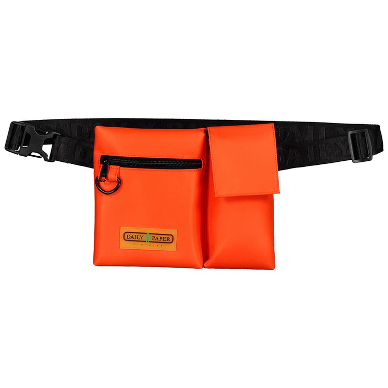 DAILY PAPER HAREC WAISTBAG -ORANGE