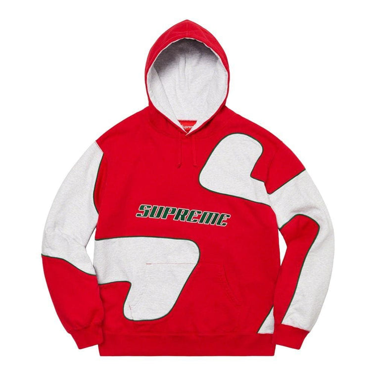 SUPREME BIG S HOODED SWEATSHIRT-#N/A