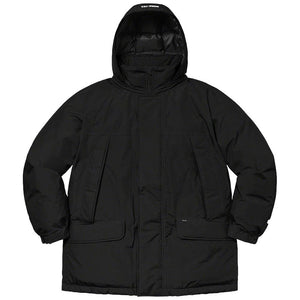 SUPREME GORE-TEX 700-FILL DOWN PARKA-BLACK