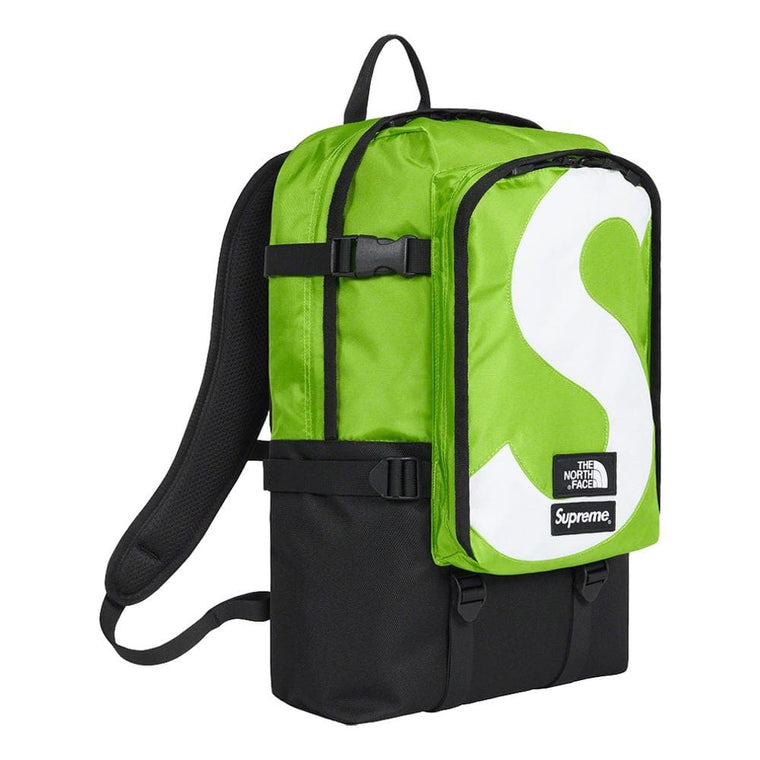 SUPREME THE NORTH FACE? S LOGO EXPEDITION BACKPACK-GREEN