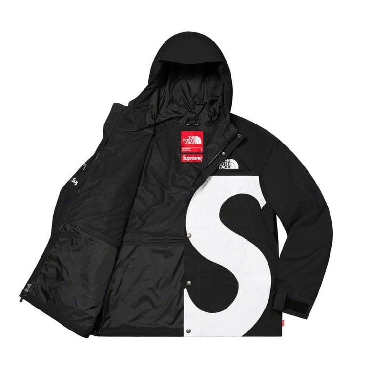 SUPREME THE NORTH FACE? S LOGO MOUNTAIN PARKA-BLACK