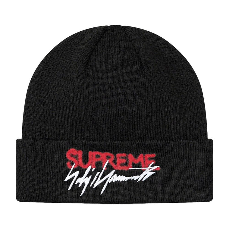 SUPREME YOHJI YAMAMOT NEW ERA? BN-BLACK
