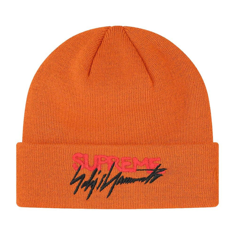 SUPREME YOHJI YAMAMOT NEW ERA? BN-ORANGE