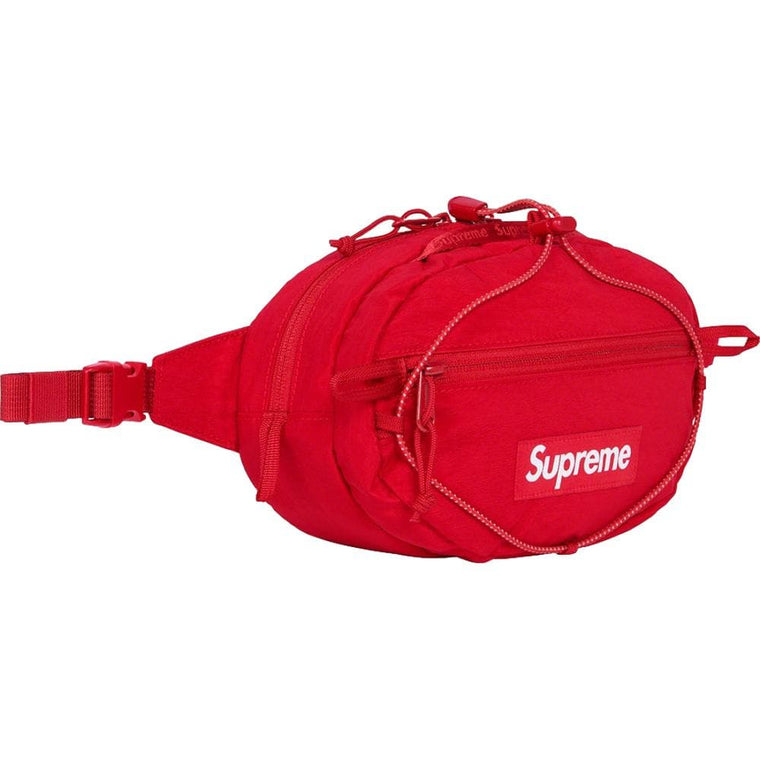 SUPREME WAIST BAG-RED