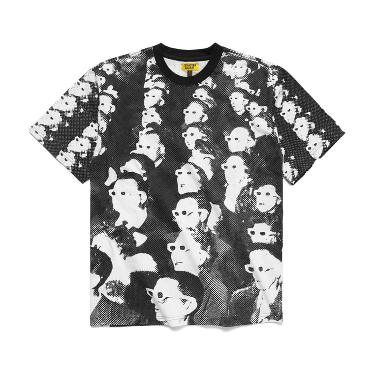 CHINA TOWN MARKET THEATRE TEE -BLACK