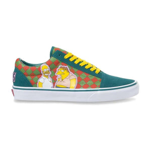 Vans THE SIMP MOE'S OLD SKOOL -GREEN
