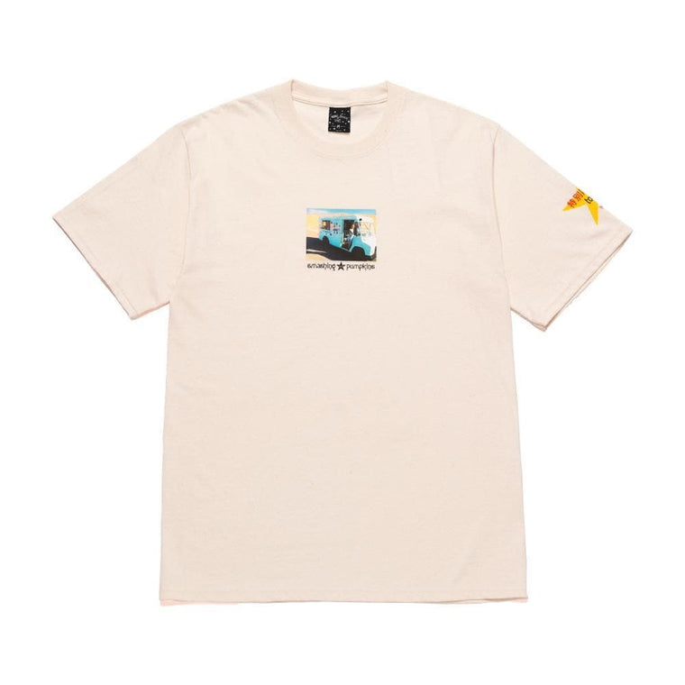 HUF TODAY S/S TEE-NAUTICAL RED