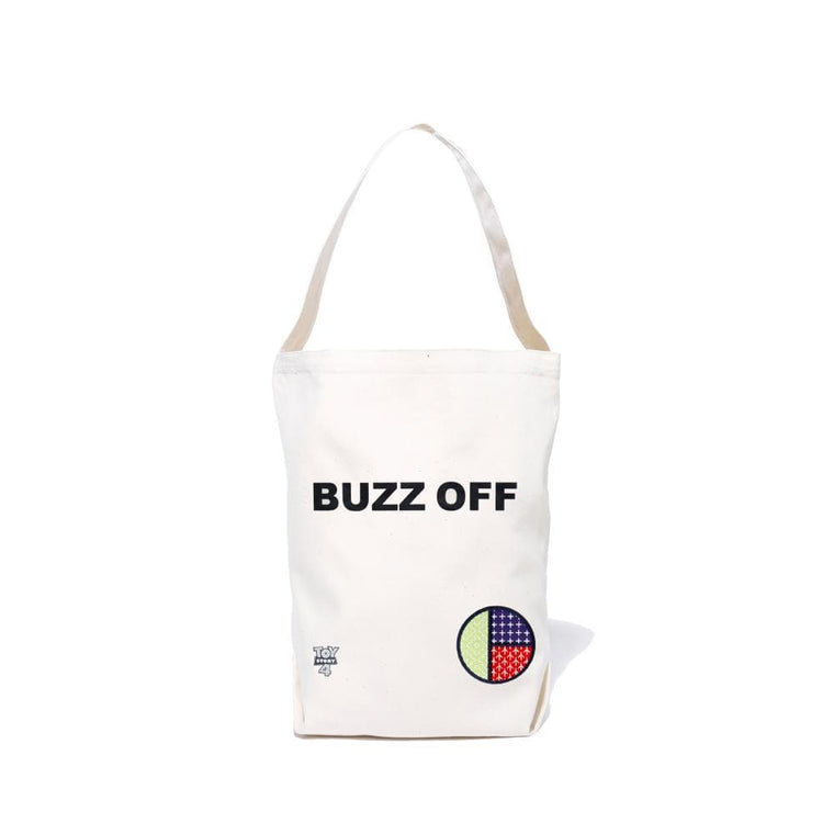FUNDAMENTAL TOY STORY BUZZ TOTE -CREAM