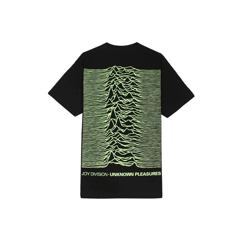 PLEASURES UP T-SHIRT -BLACK