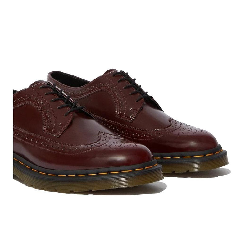 Dr. Martens VEGAN 3989 CHERRY -BLACK