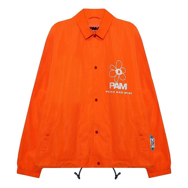 Perks and Mini VIEW COACH JACKET -ORANGE