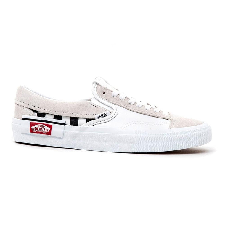 Vans SLIP-ON CAP -CREAM