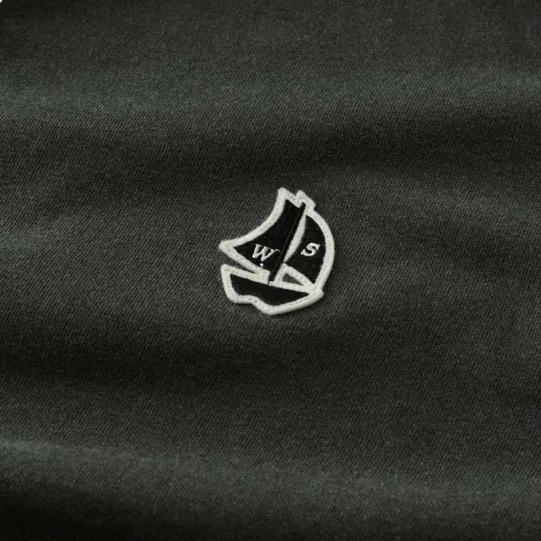 WIND AND SEA WDS SAIL-BOAT LT-CHARCOAL
