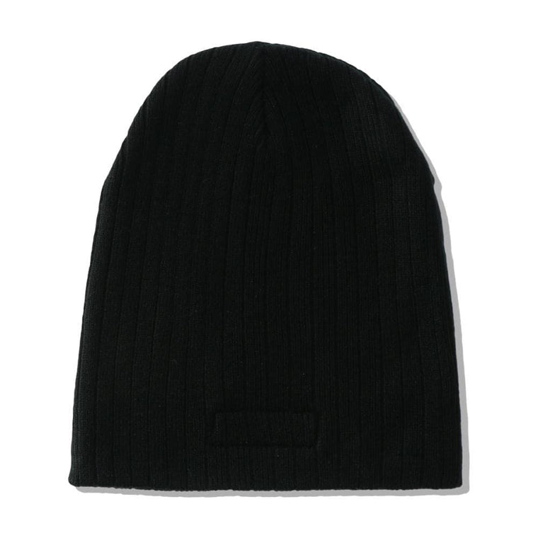 WIND AND SEA WDS CABLE BEANIE-BLACK