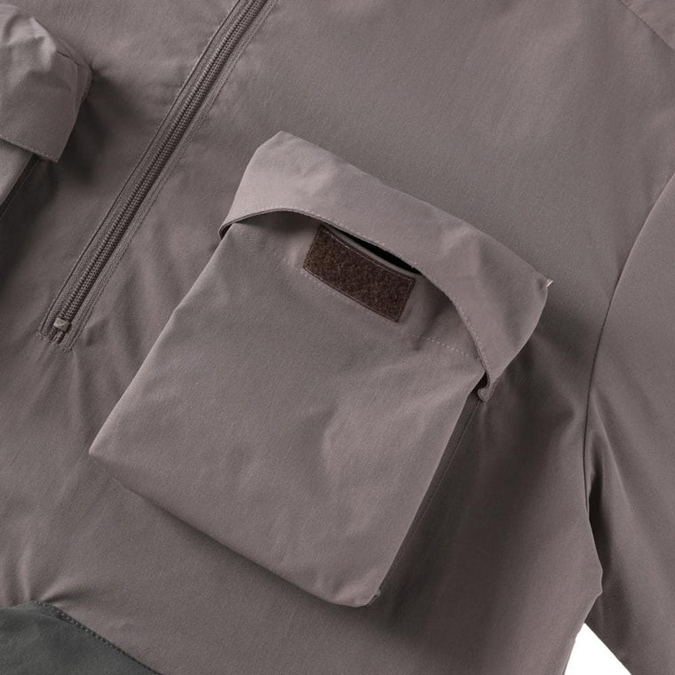 WIND AND SEA WDS UTILITY JACKET-CHARCOAL