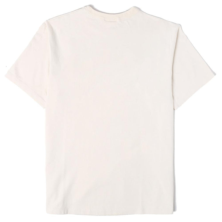 HONOR THE GIFT DIVISION ONE SS TEE -CREAM