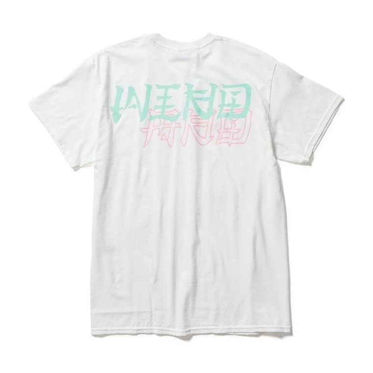WIND AND SEA TEE STYLE 2-WHITE