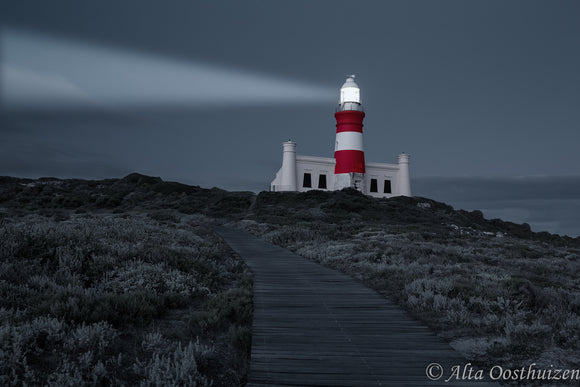 A Beacon in the night - Landscapes