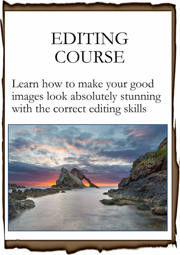 RAW Conversion Course in Lightroom and Photoshop