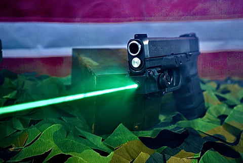 Overlord Tactical Belleau Wood Green Laser Sight