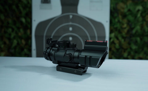 Overlord Tactical's Operation Torch 4X32mm IR Advanced Combat Sight