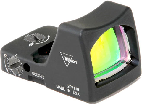 Trijicon Rmr Sight Type 2 LED - 6.5 Moa Red Dot W-o Mount