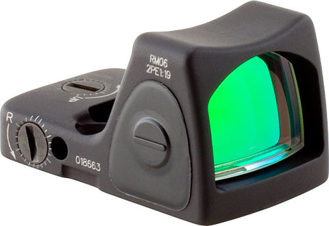 Trijicon Rmr Sight Type 2 Adj. - Led 3.25 Moa Red Dot W-o Mount