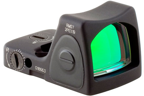 Trijicon Rmr Sight Type 2 Adj - Led 6.5 Moa Red Dot Wo Mount