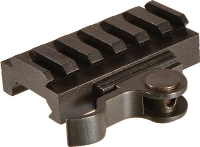 Aimshot Qr Rail Adapter Qr 60 - Mm Picatinny Rail Low Profile