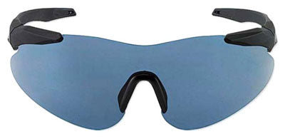 Beretta Shooting Glasses Oca1 - Blue Smoke Lenses-Black Frames