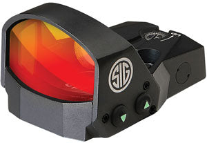 Sig Optics Reflex Sight Romeo1 - 3 Moa 1x30 Standalone Black