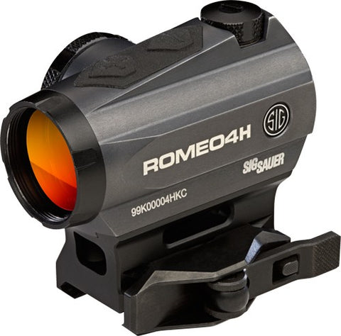 Sig Optics Red Dot Romeo 4h - 2 MOA Circle Dot Gray