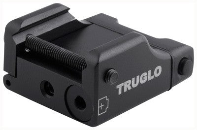 Truglo Laser Micro Tac - Red Laser Picatinny Mount