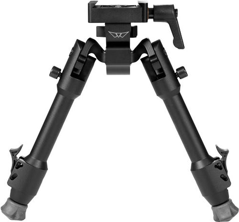 "Warne Skyline Precision Bipod 6.9-9.1"" 19oz Arca Rail"