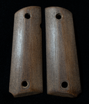 Overlord Tactical M1911 Wood Grips - Walnut Finish