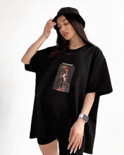 Load image into Gallery viewer, КОСТЮМ BLACK T-SHIRT STORM