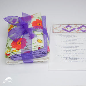 Quilt Kit with Instructions