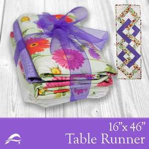 Custom Table Runner Kit by Anderson Fabrics Quilt Shop