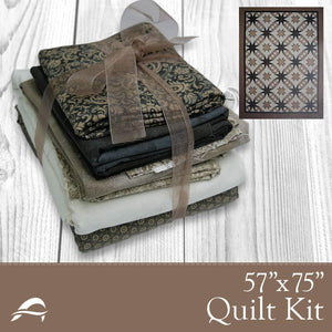 Quilt Kit Design by Cotton Tales Designs and Pamela J. Curo