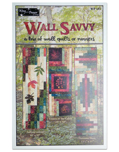 Quilting Pattern Trio by Wing and a Prayer Design