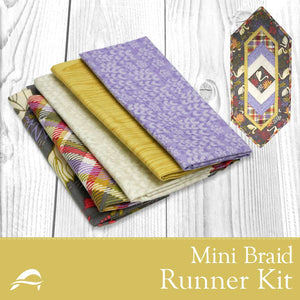 Runner Kit Fabric Selected by Anderson Fabrics