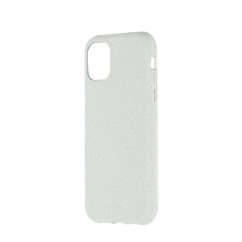 White Eco-Friendly Pela Case - iPhone 11 Pro Max