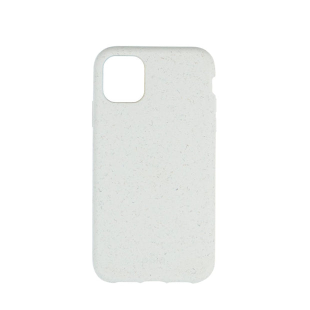 White Eco-Friendly Pela Case - iPhone 11 Pro