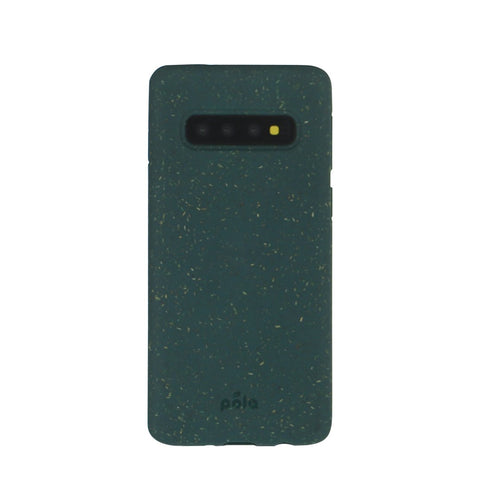 Green Eco-Friendly Pela Case - Samsung Galaxy S10