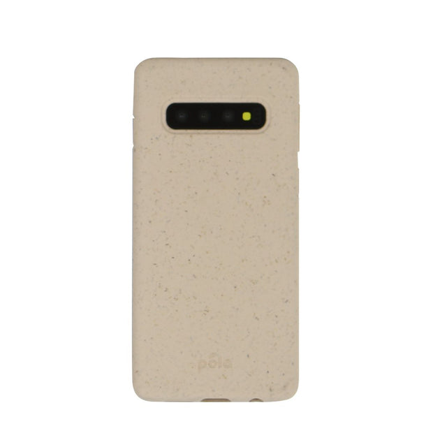 SeaShell Eco-Friendly Pela Case - Samsung Galaxy S10