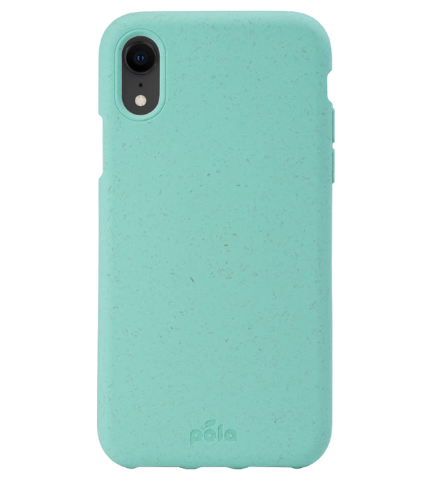 Ocean Turquoise Eco-Friendly Pela Case - iPhone XR