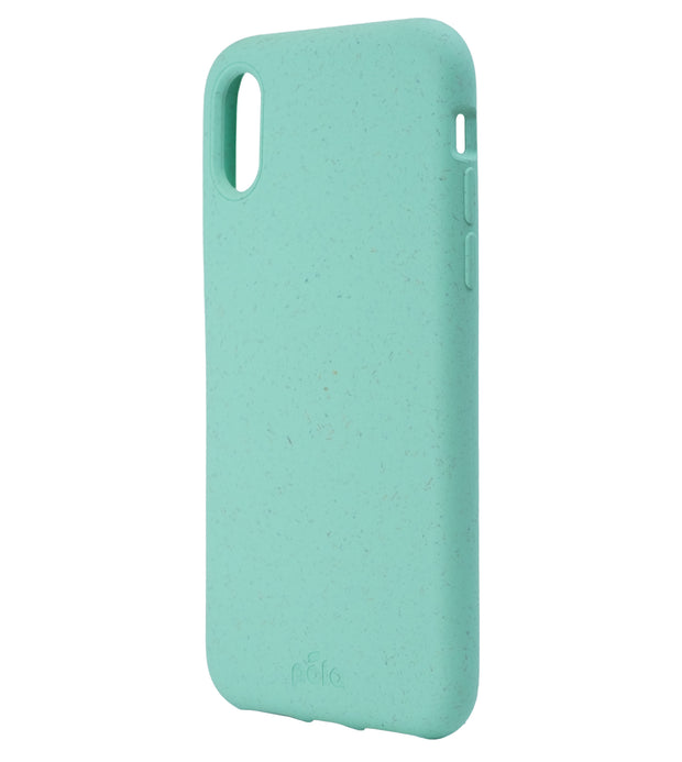 Ocean Turquoise Eco-Friendly Pela Case - iPhone XS